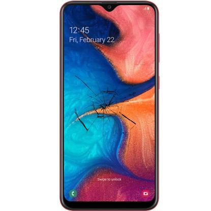 Ремонт дисплея Samsung Galaxy A20 2019