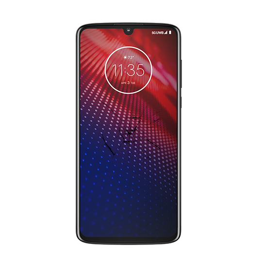 Ремонт дисплея Motorola Moto Z4