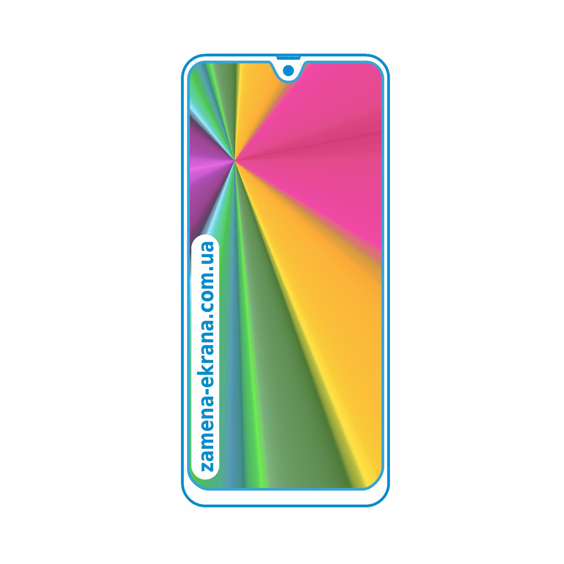 сьекло для наклейки Samsung Galaxy A30