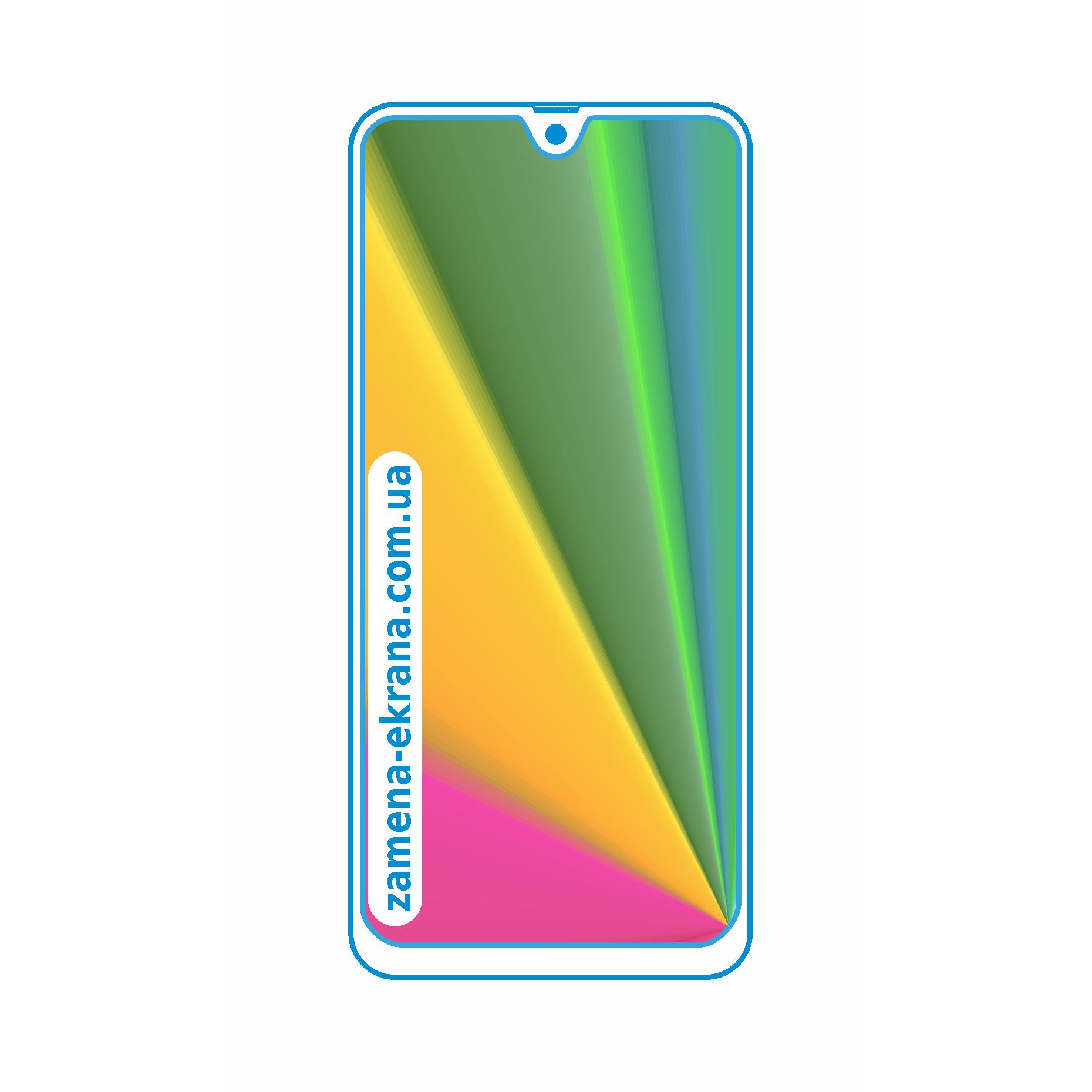 стекло для наклейки Samsung Galaxy A40