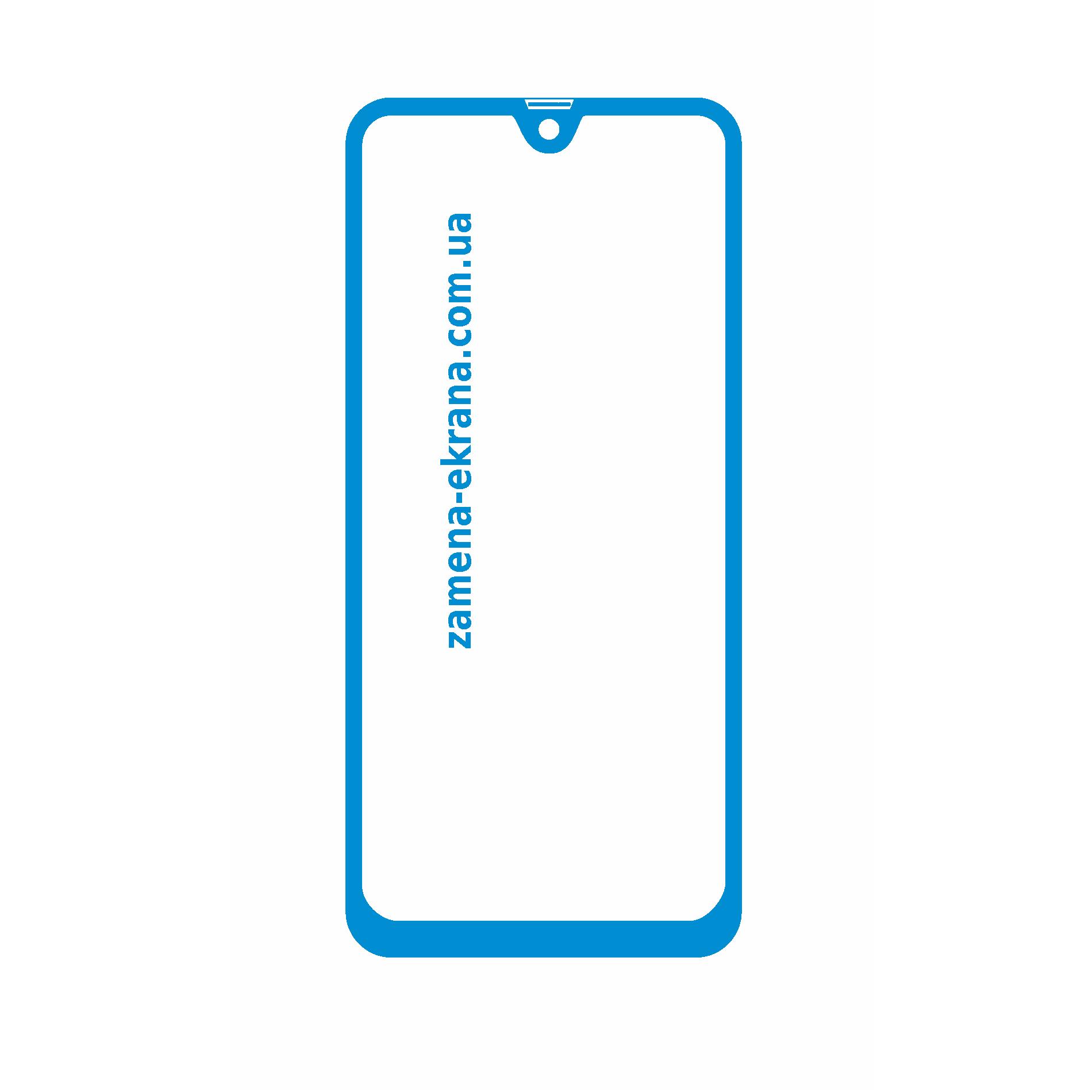 стекло корпуса Samsung Galaxy A30