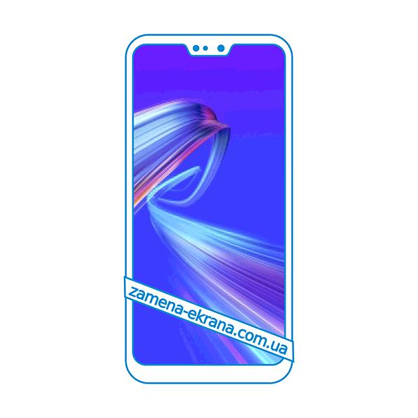 дисплей и стекло корпуса  для замены Asus Zenfone Max Pro (M2)