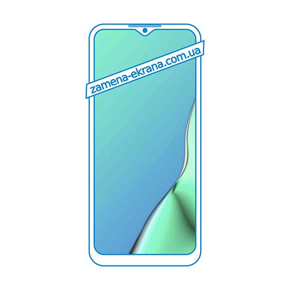 дисплей и стекло корпуса  для замены Oppo A9 2020