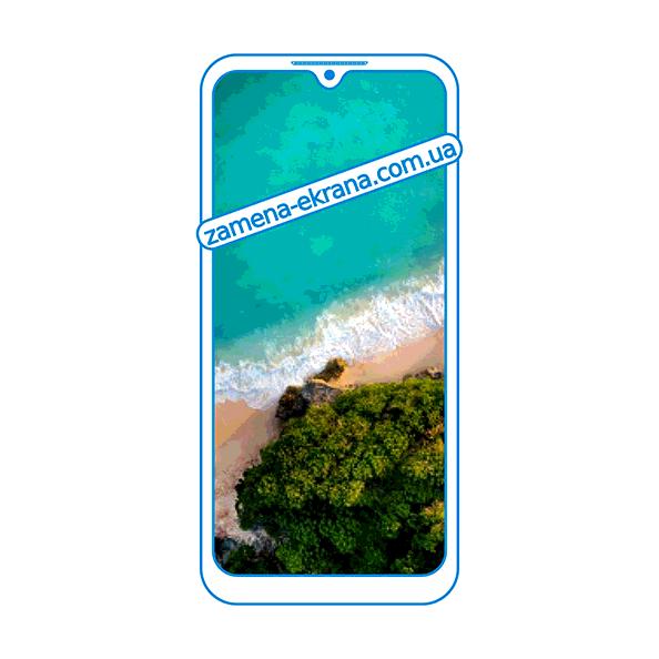 дисплей и стекло корпуса  для замены Xiaomi Mi A3