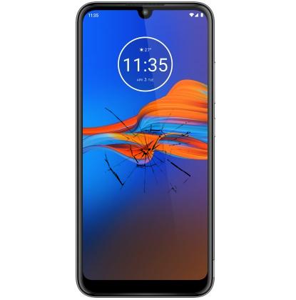 Ремонт дисплея Motorola E6 Plus