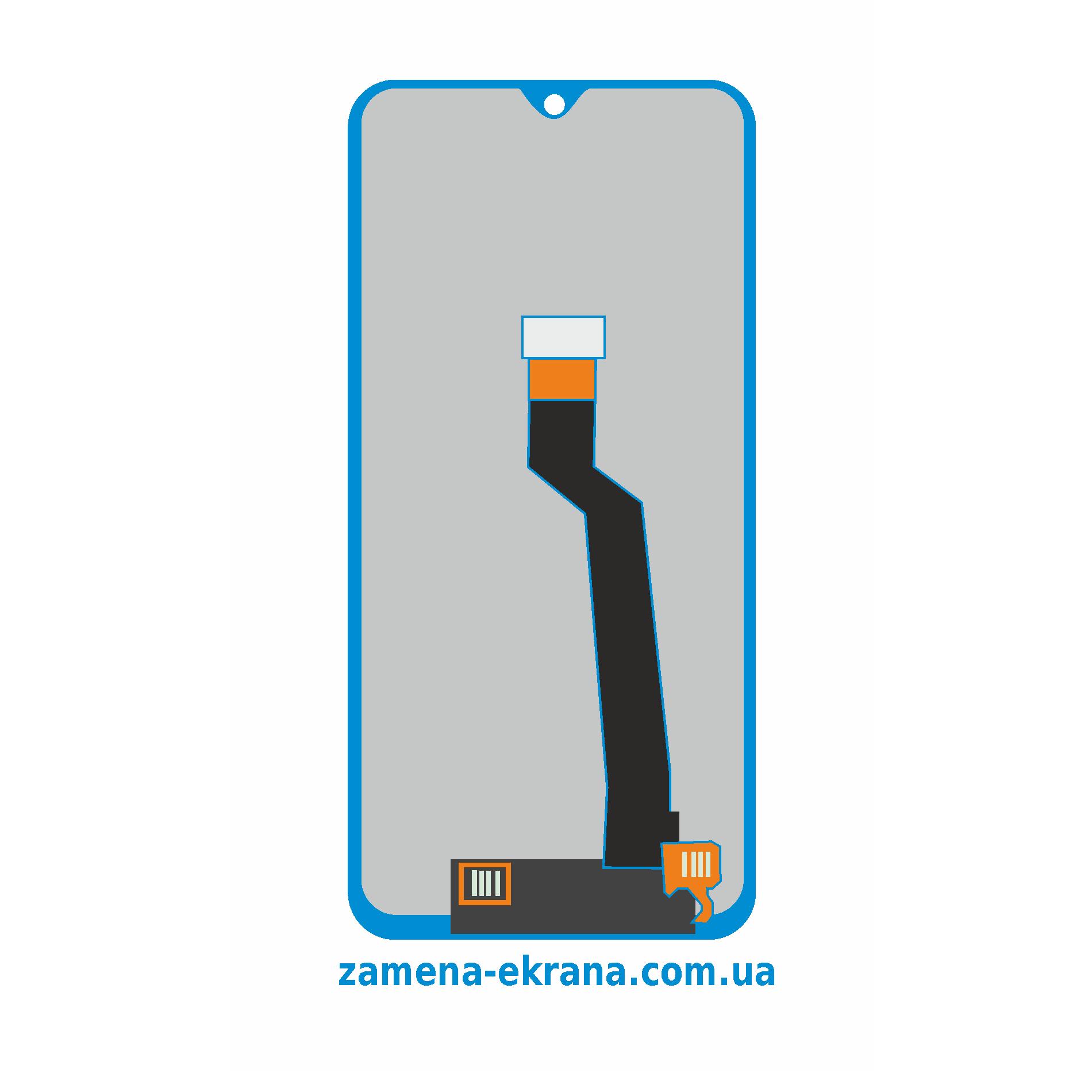 дисплей для замены Samsung Galaxy A10