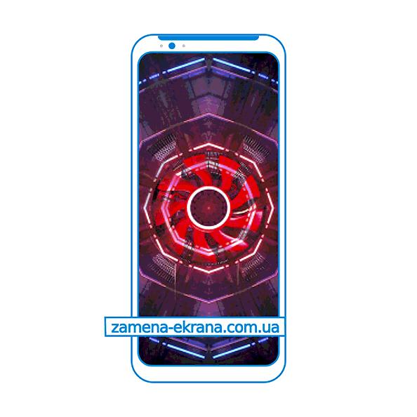 дисплей и стекло корпуса  для замены ZTE Nubia Red Magic 3