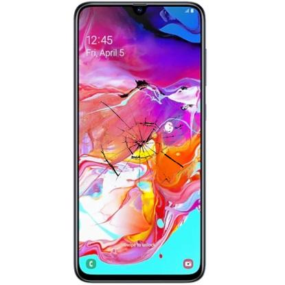 Ремонт дисплея Samsung Galaxy A70 2019