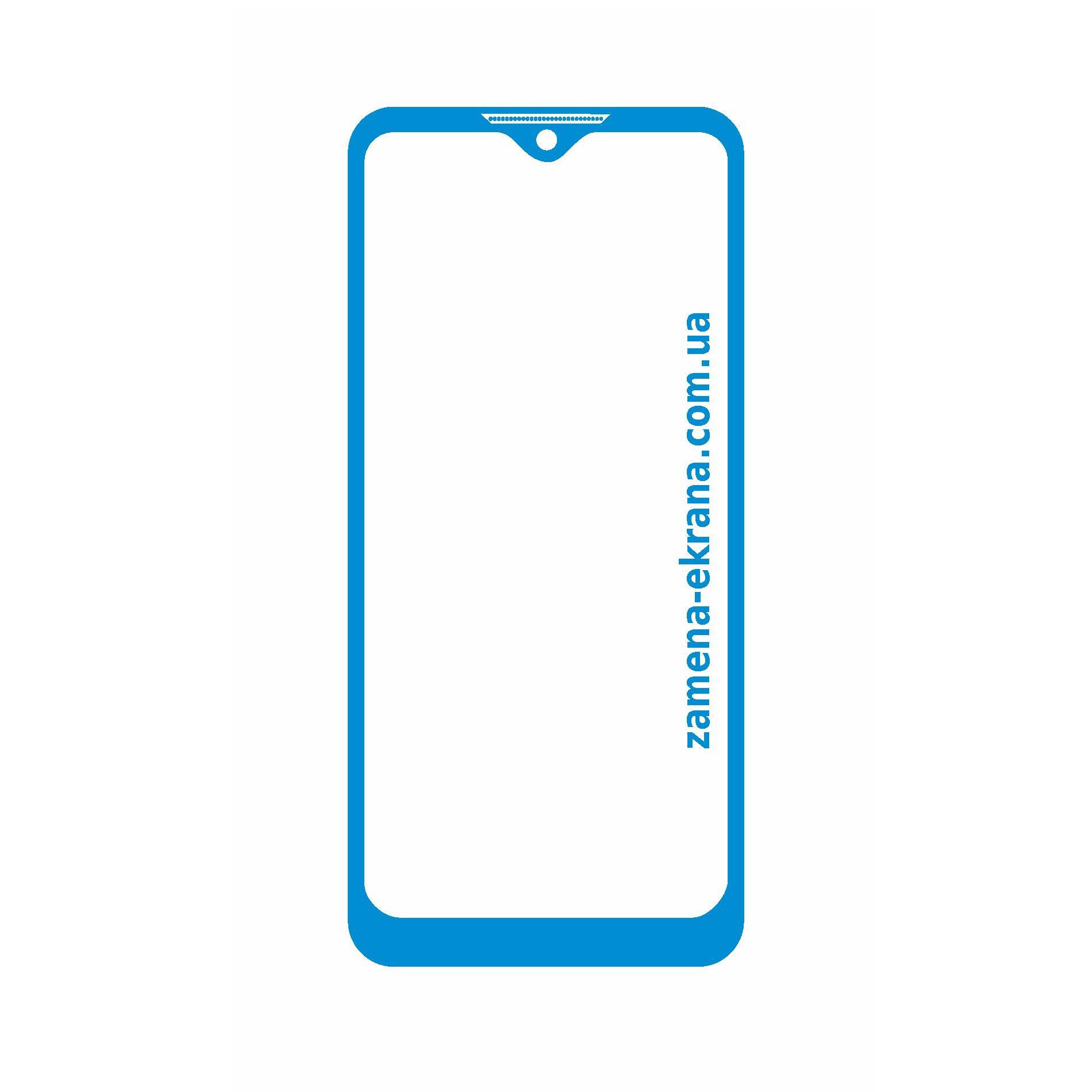 стекло корпуса Samsung Galaxy A10