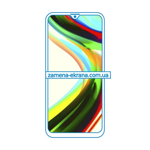 дисплей и стекло корпуса  для замены Oppo A9