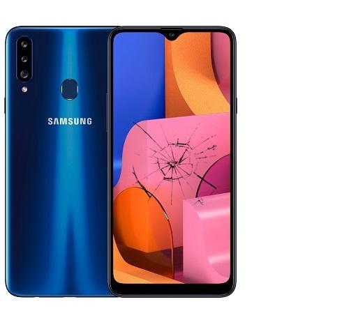Ремонт дисплея Samsung Galaxy A20s 2019