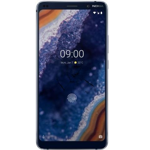 Ремонт дисплея Nokia 9 PureView
