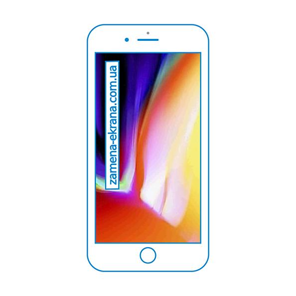 дисплей и стекло корпуса  для замены Apple iPhone 8 Plus