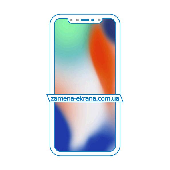 дисплей и стекло корпуса  для замены Apple iPhone X