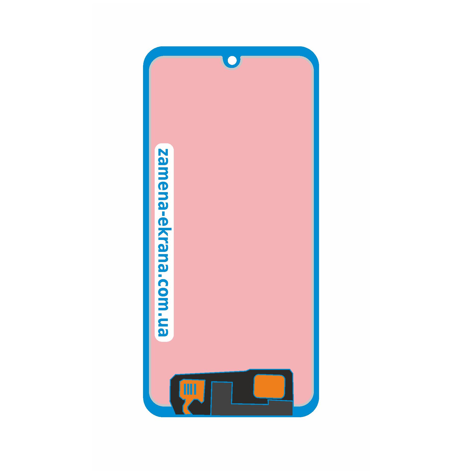 дисплей для замены Samsung Galaxy M31