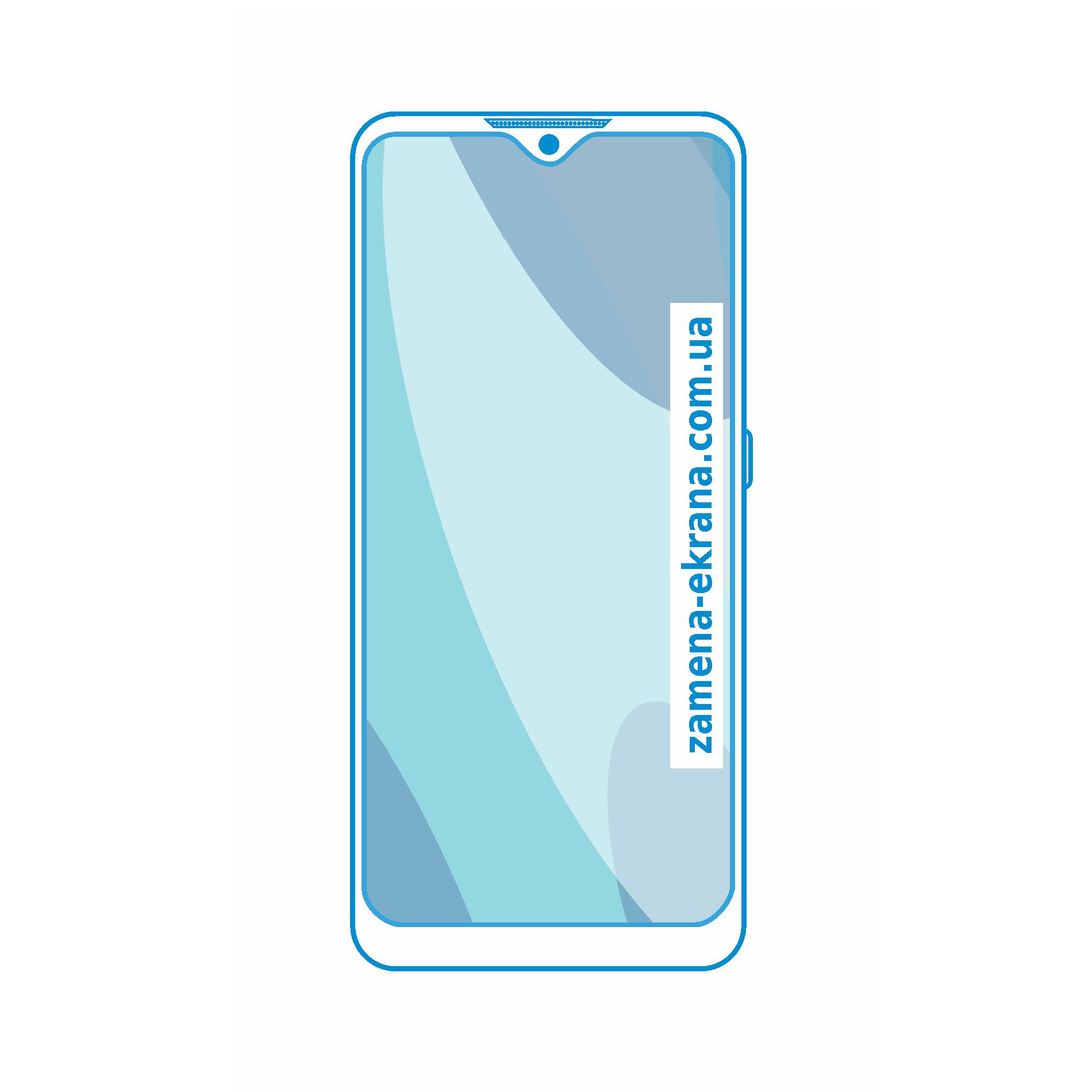стекло для наклейки Samsung Galaxy A01