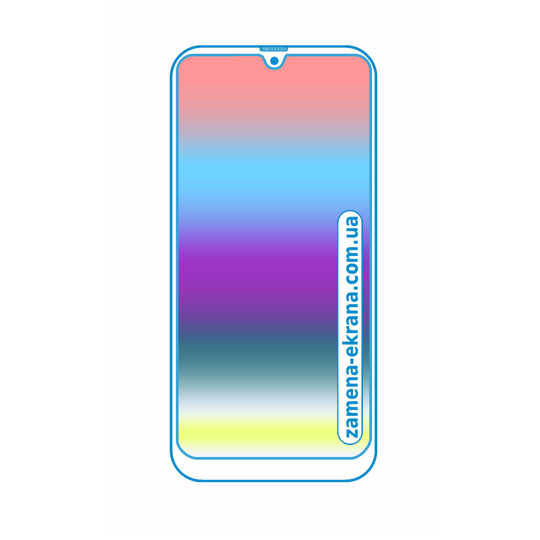 стекло для наклейки Samsung Galaxy M31
