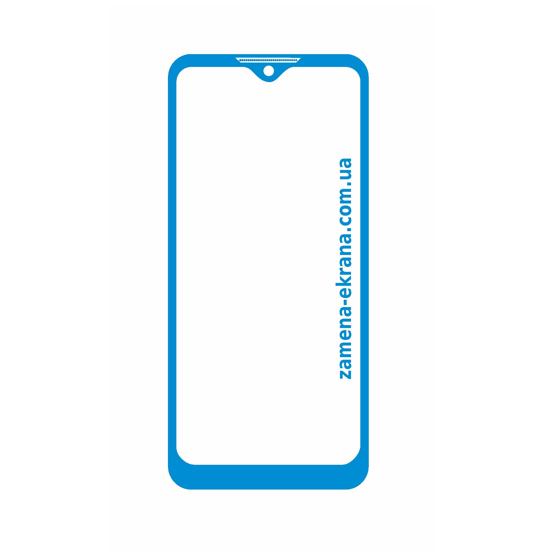 стекло корпуса Samsung Galaxy A01