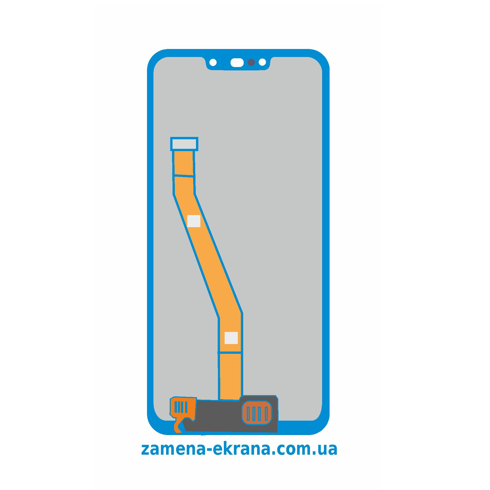 дисплей для замены Huawei P Smart plus