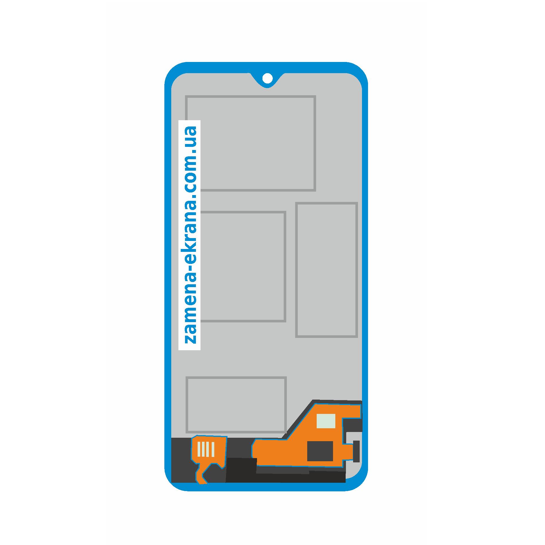 дисплей для замены Samsung Galaxy A50