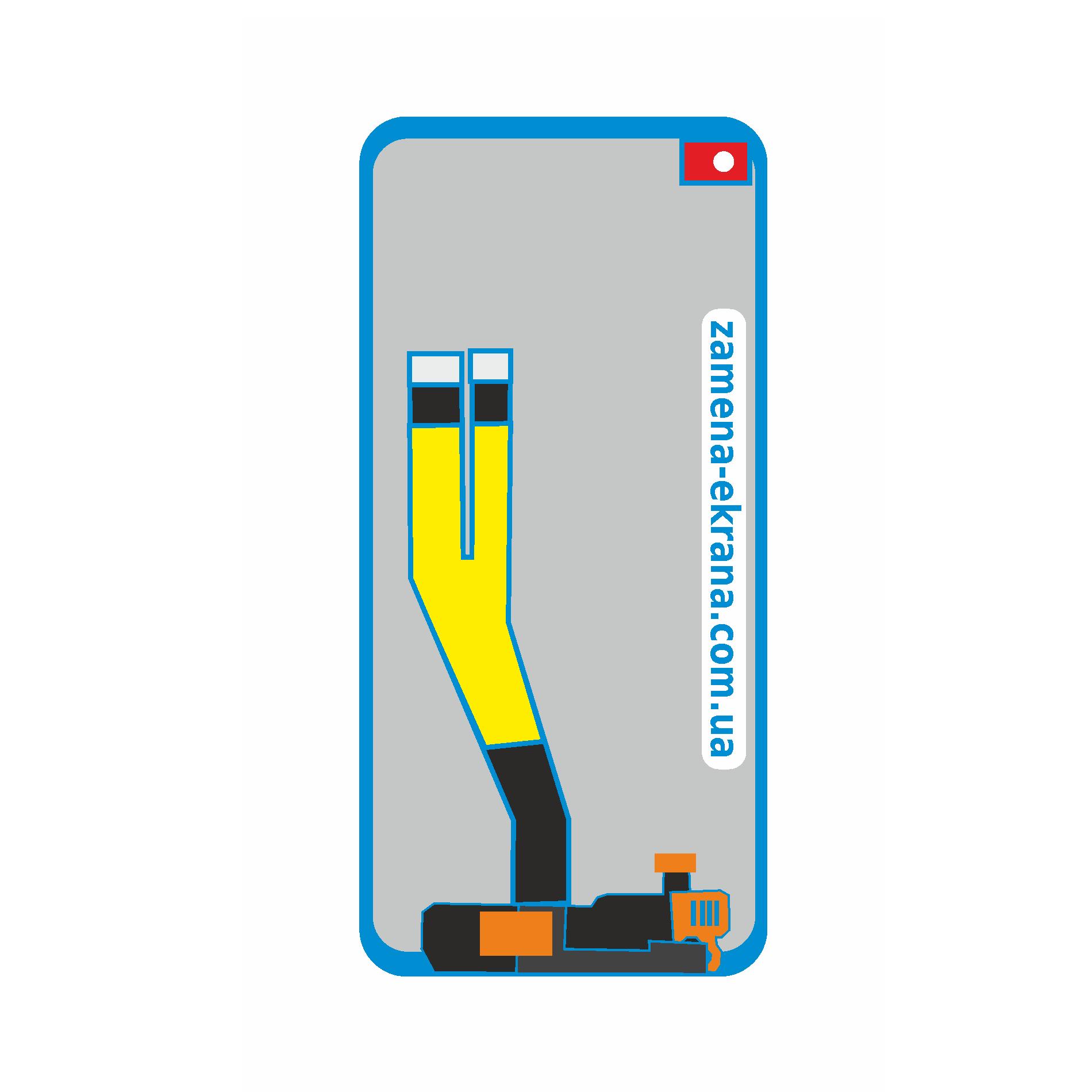 дисплей для замены Samsung Galaxy M11