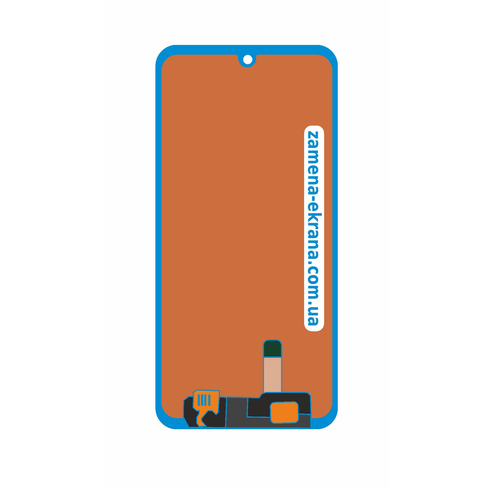 дисплей для замены Samsung galaxy M21