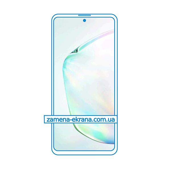 дисплей и стекло корпуса  для замены Samsung Galaxy Note10 Lite