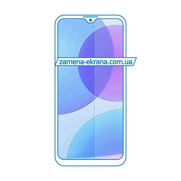 дисплей и стекло корпуса  для замены Oppo A31