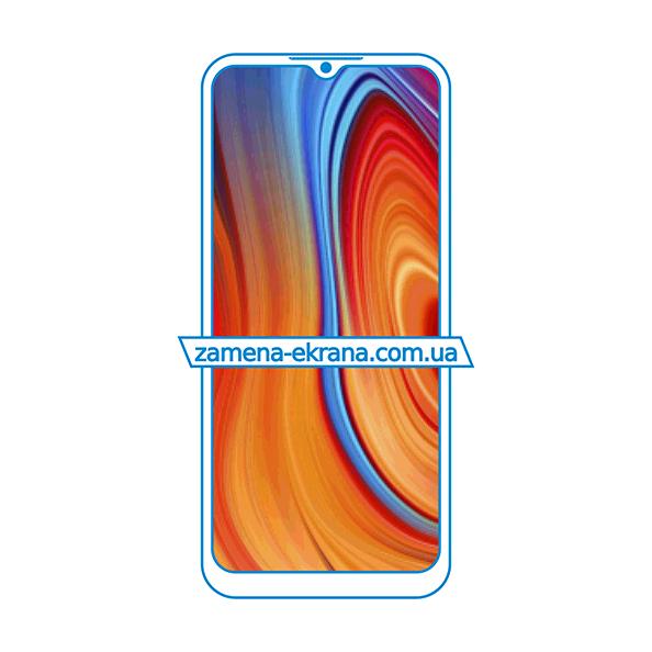 дисплей и стекло корпуса  для замены Realme C3