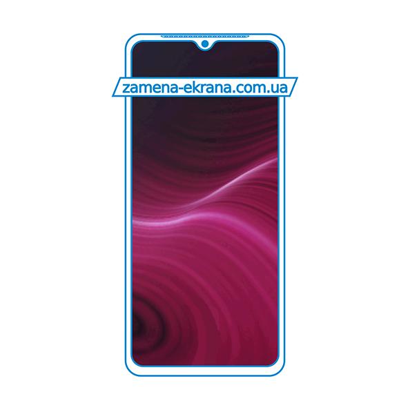 дисплей и стекло корпуса  для замены Realme X2 Pro