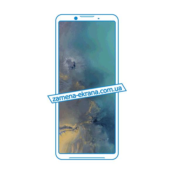 дисплей и стекло корпуса  для замены Sony Xperia 1 II