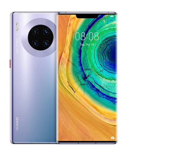 Ремонт экрана Huawei Mate 30