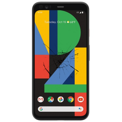 Ремонт экрана Google Pixel 4 XL
