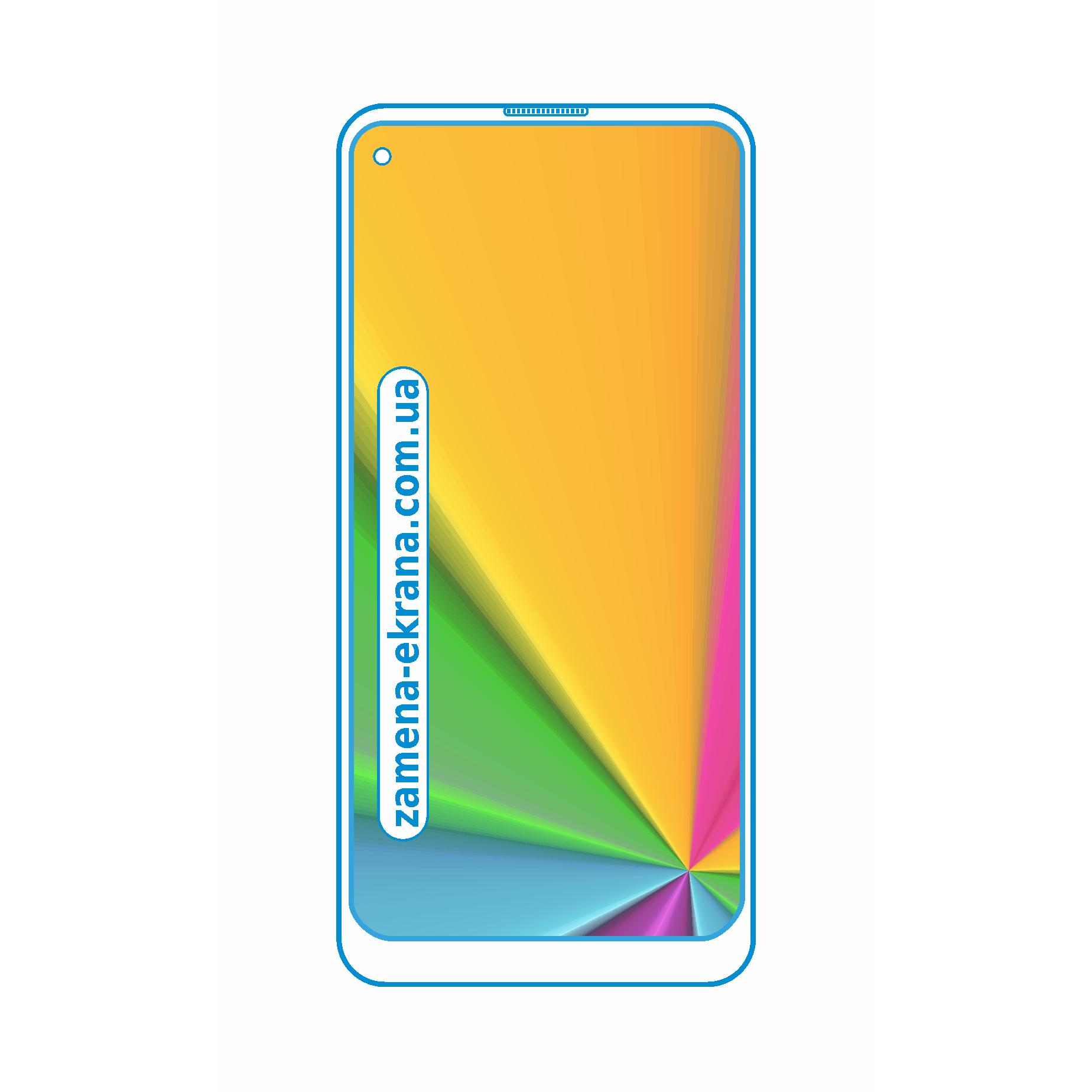 стекло для наклейи Samsung Galaxy M11