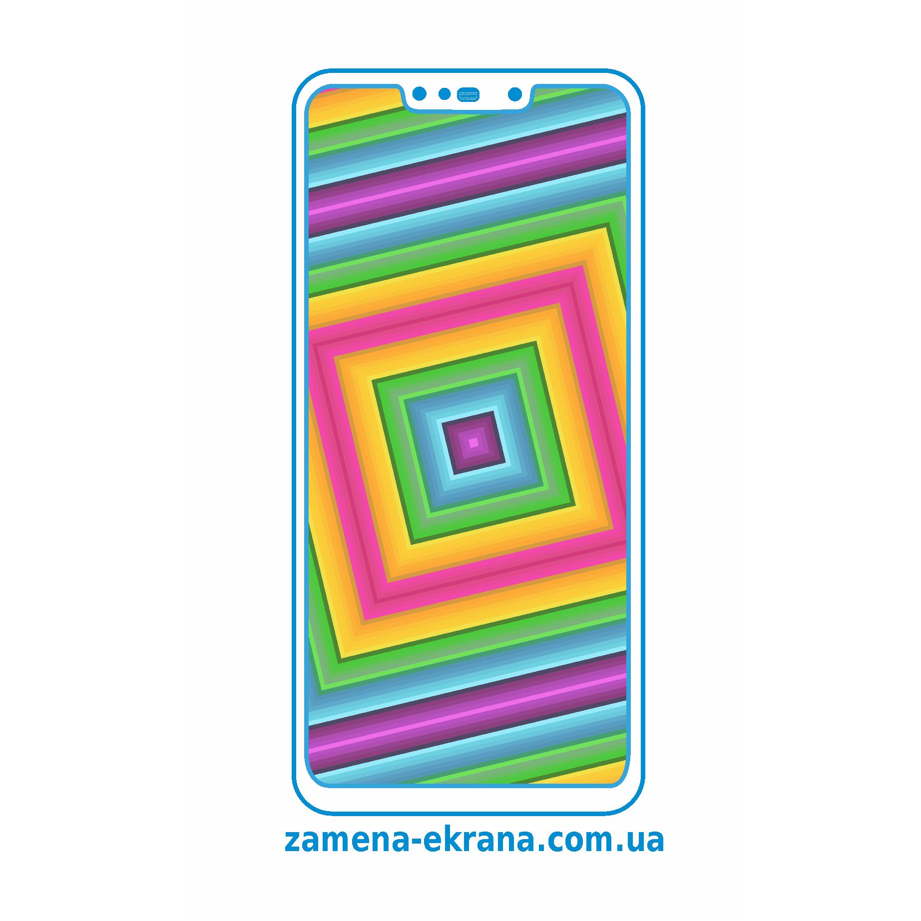 стекло для наклейки на Huawei P Smart plus