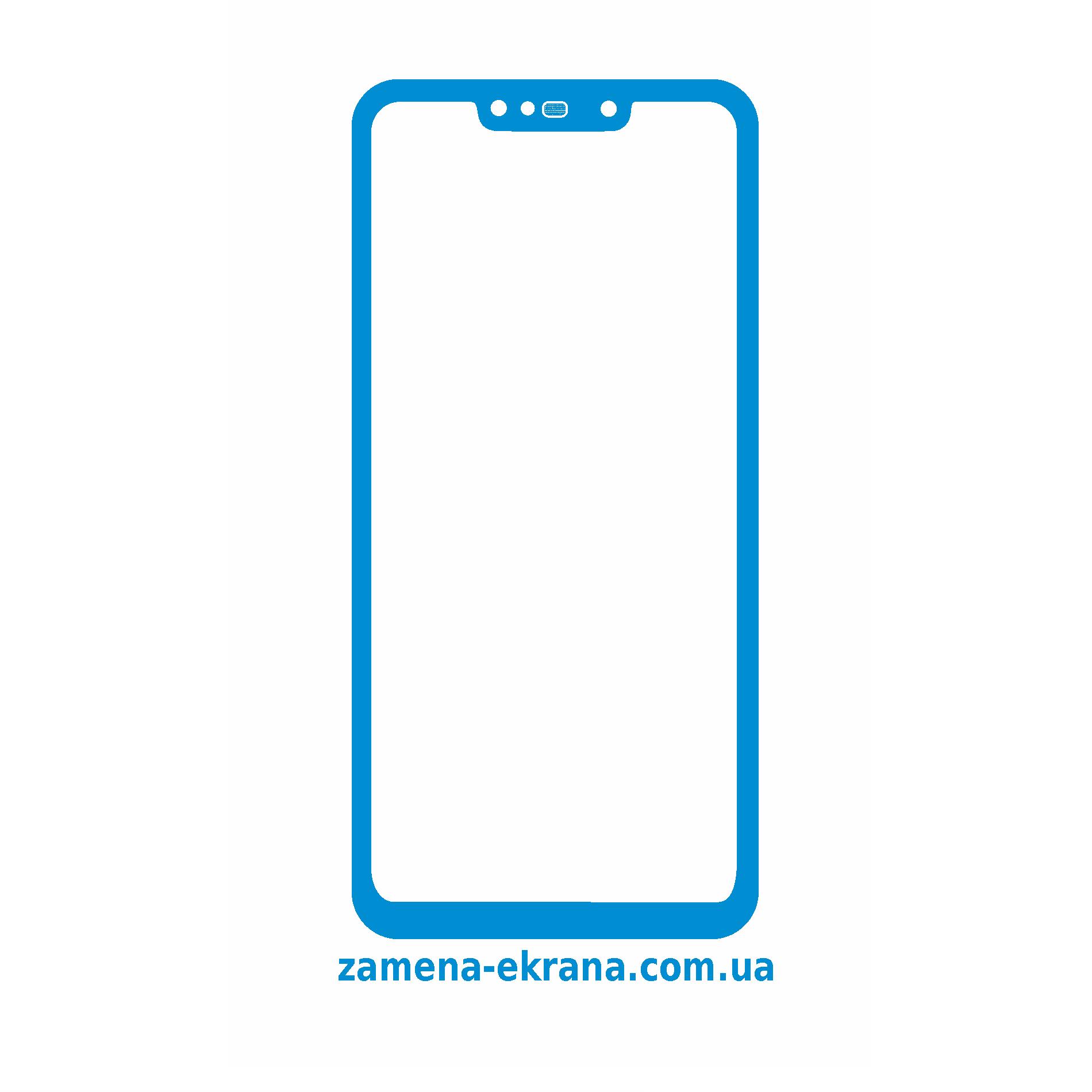 стекло корпуса Huawei P Smart plus