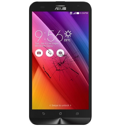 Ремонт экрана Asus Zenfone 2 Laser