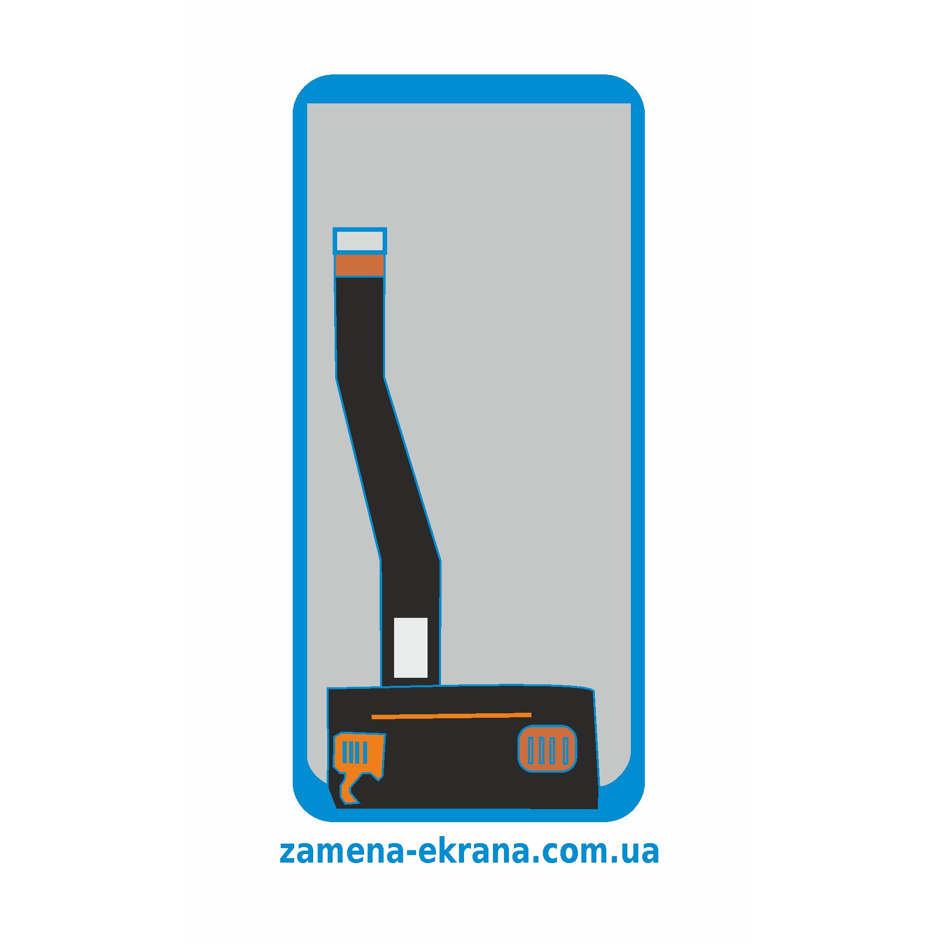 дисплей для замены Huawei P40