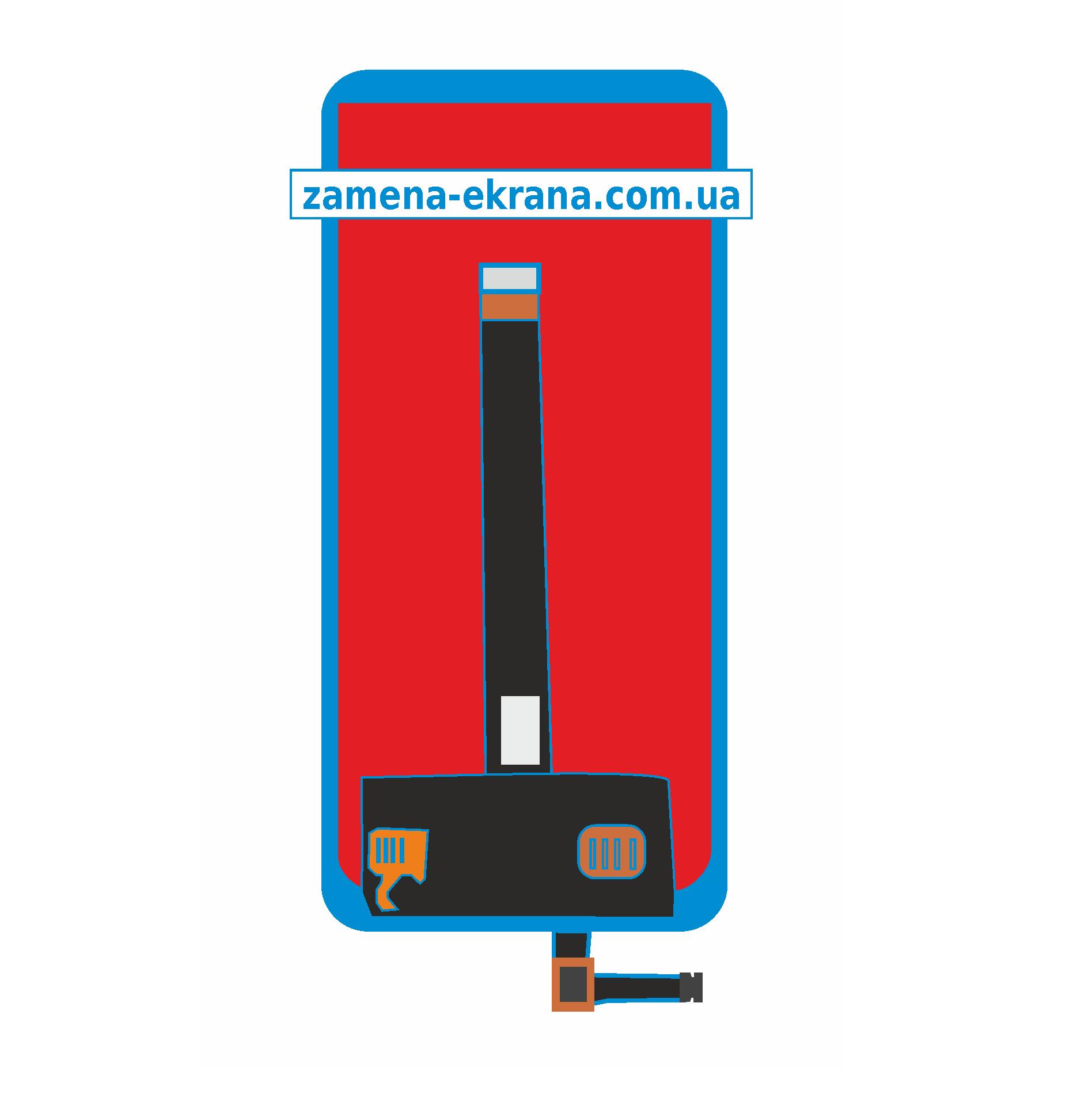 дисплей для замены Huawei y5 p