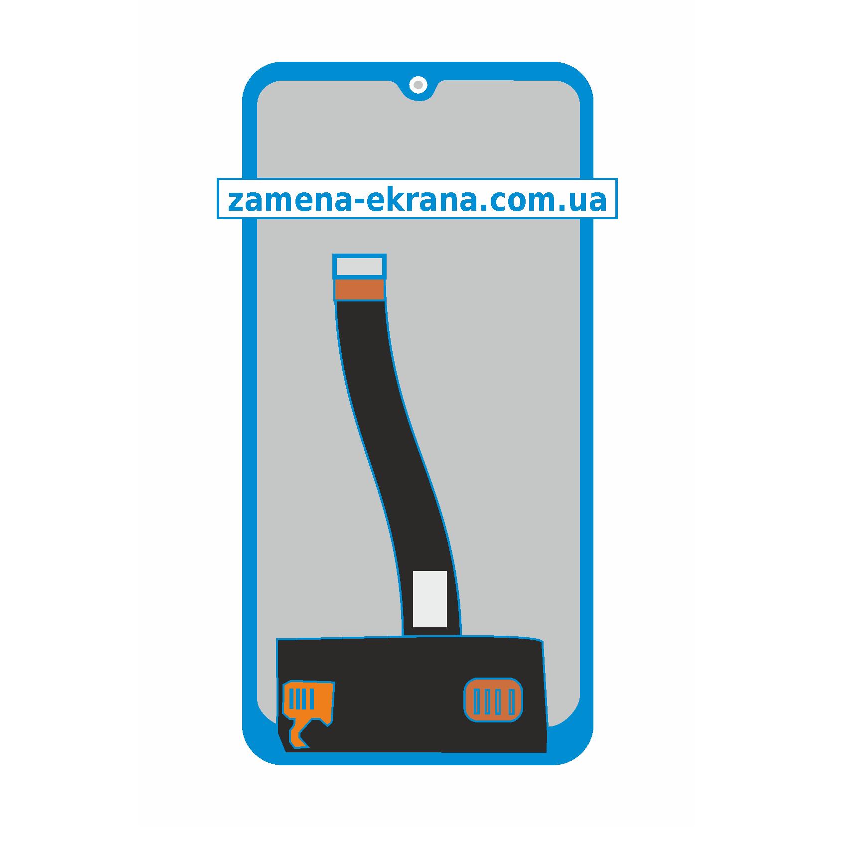 дисплей для замены Huawei y6 p