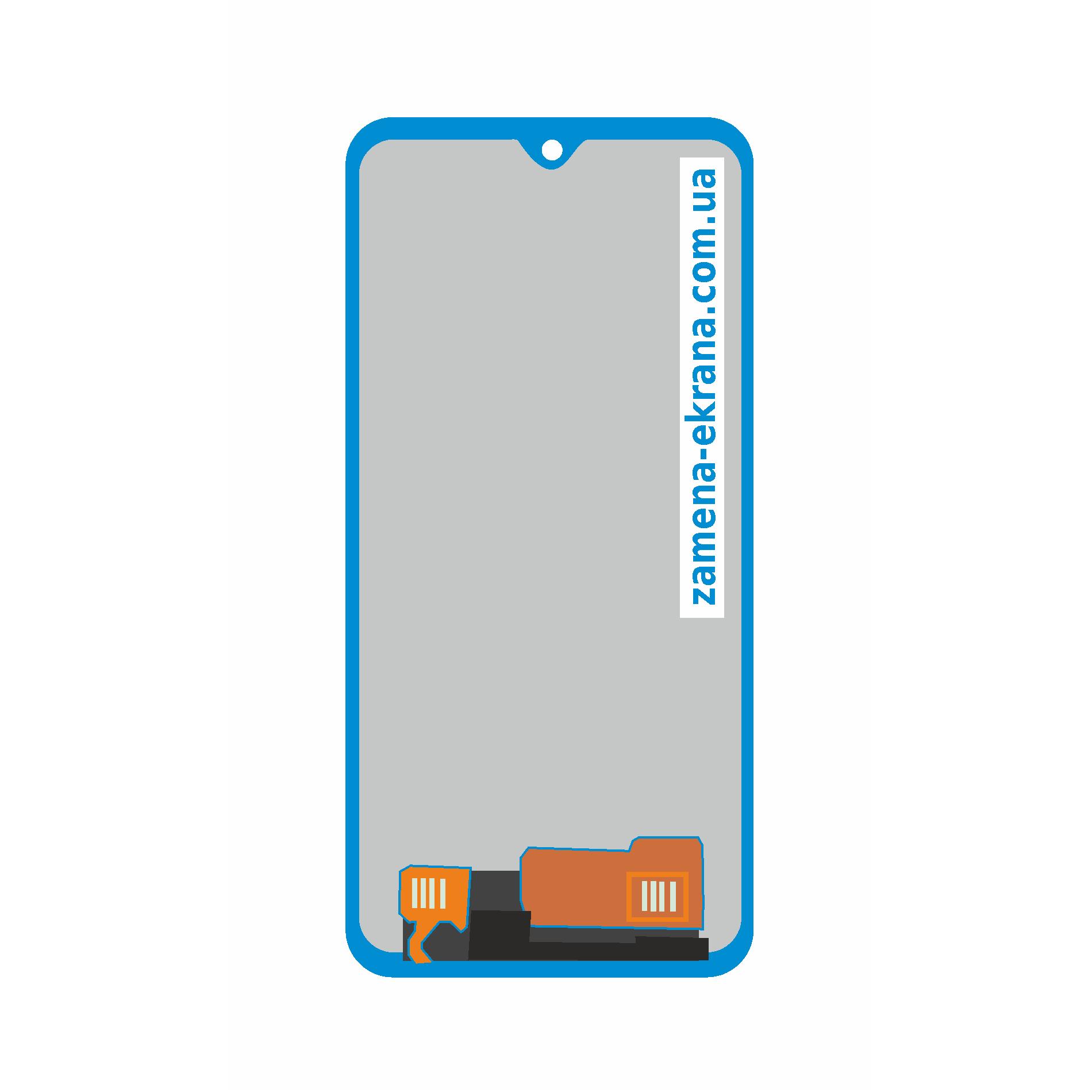 дисплей для замены Samsung Galaxy A31