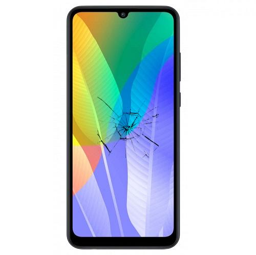 Ремонт экрана Huawei Y6p