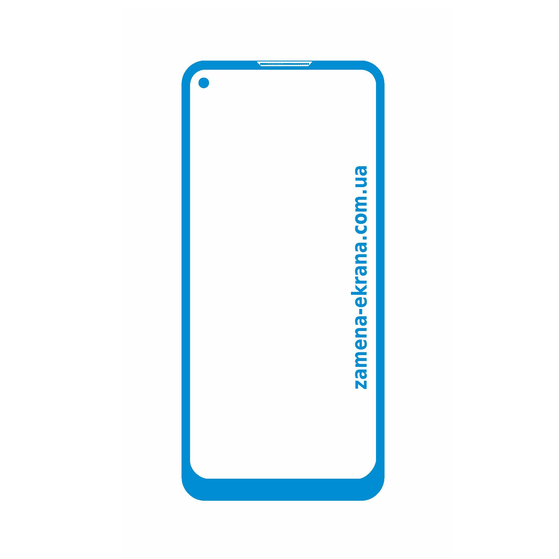 стекло корпуса Samsung Galaxy A11