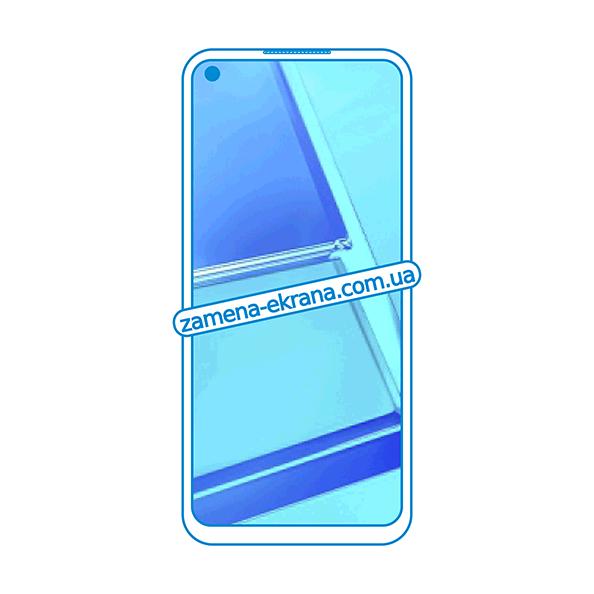дисплей и стекло корпуса  для замены Oppo A92