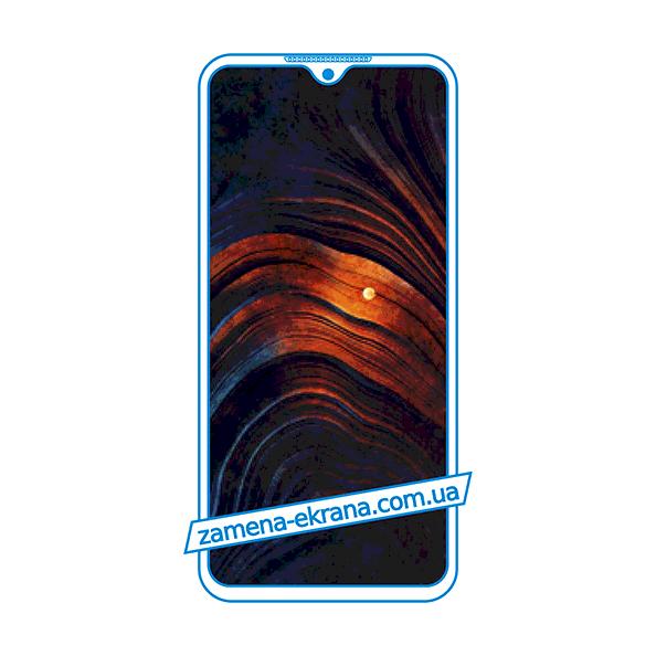 дисплей и стекло корпуса для замены ulefone armor 7e