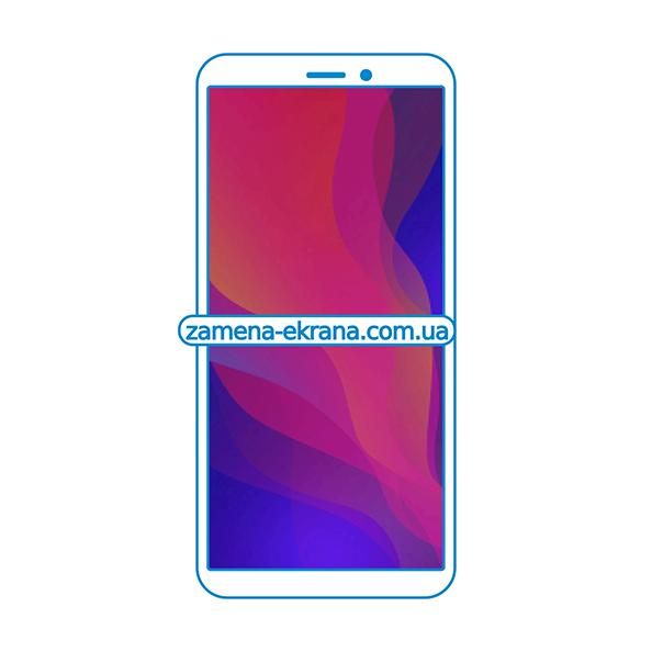 дисплей и стекло корпуса  для замены UleFone Power 3L