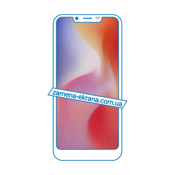 дисплей и стекло корпуса  для замены UleFone S10 Pro