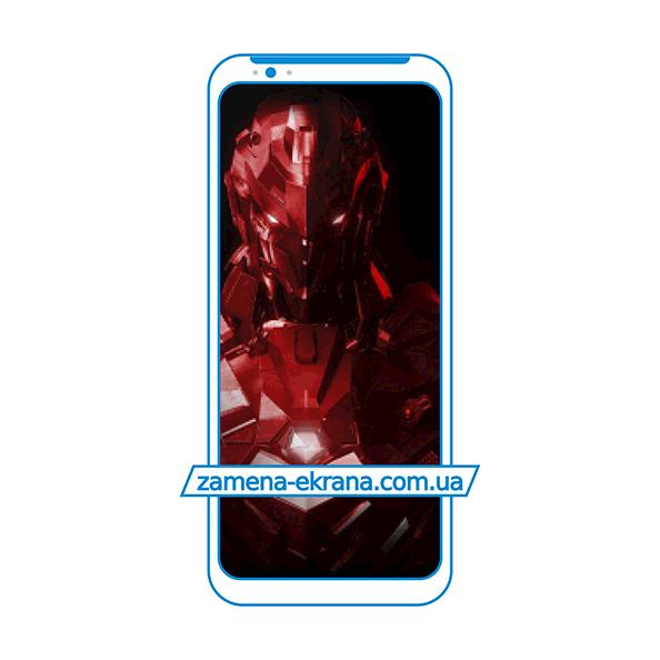 дисплей и стекло корпуса  для замены ZTE Nubia Red Magic 3S