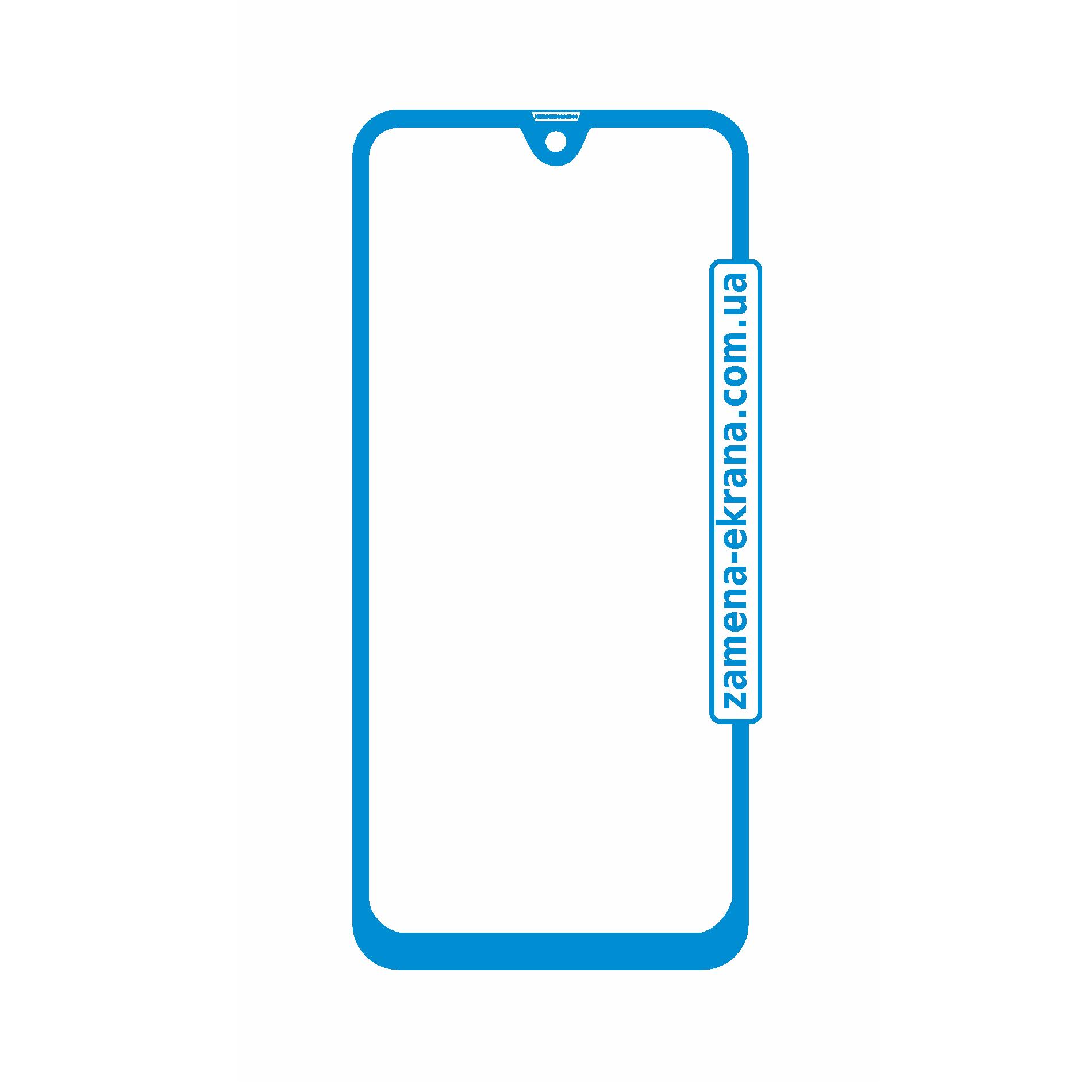 стекло крпуса Samsung Galaxy A41