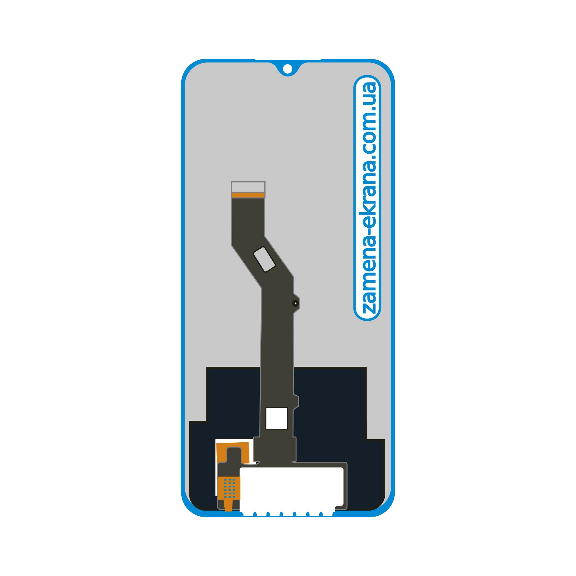 дисплей для замены Nokia 5.3